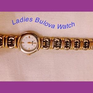 Ladies Bulova Watch